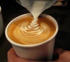 microfoam to latte art